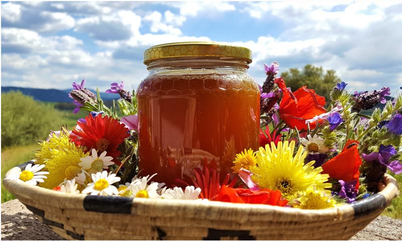 barattolo miele