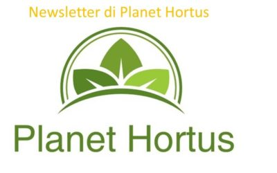 Newsletter n. 1 Planet Hortus
